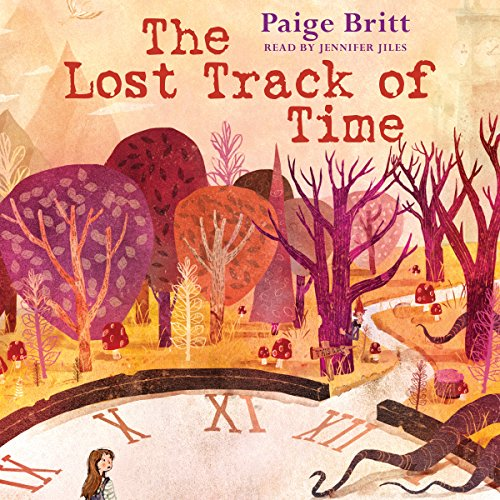 The Lost Track of Time audiobook cover art