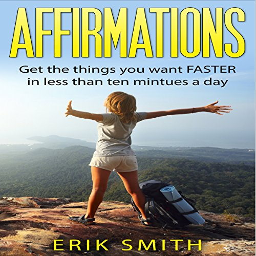 Affirmations audiobook cover art