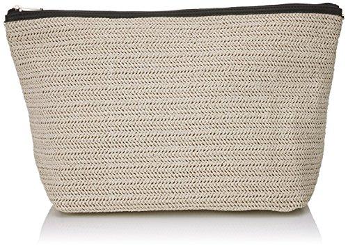 TOUS Kaos Shock Mediana, Bolso de mano para Mujer, Blanco (White), 14x24x30 cm (W x H x L)