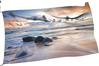 painting-home Garden Flag Arbor 12 Apostl Australia Rock Lookout by The Sea Sightsee Panoramic for All Seasons22 x 33