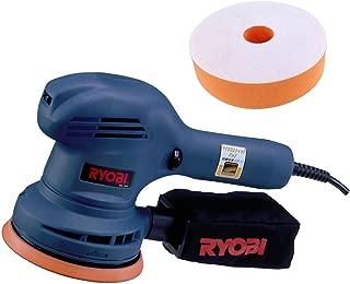 リョービ(RYOBI) サンダポリッシャー RSE-1250F 予備ポリッシングスポンジセット 4989642