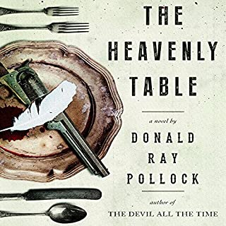 The Heavenly Table cover art