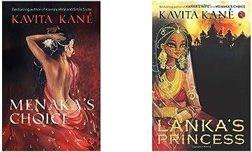 Menaka's Choice + Lanka's Princess (Set of 2 books)