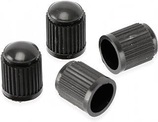 Dunlop Car zwart ventieldoppen 4 stuks, één maat