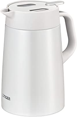 タイガー魔法瓶 TIGER 保温 保冷 卓上ポット ホワイト 1.2L PWO-A120W