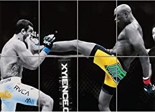 ANDERSON SILVA UFC KICK GIANT WALL ART PRINT PICTURE POSTER G1219