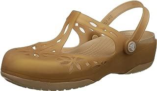 crocs Women's Isabella Clog W Dark Gold Sneakers-5 UK (W7) (204939)