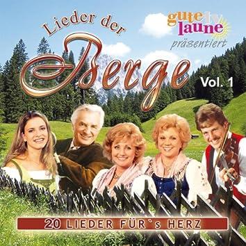 Lieder der Berge, Vol. 1