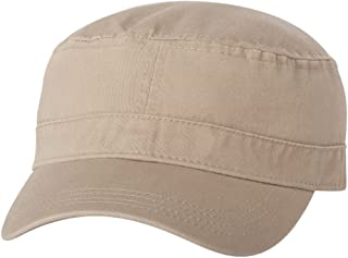 Joe`s USA Cotton Twill Cadet Military Style Hat Cap