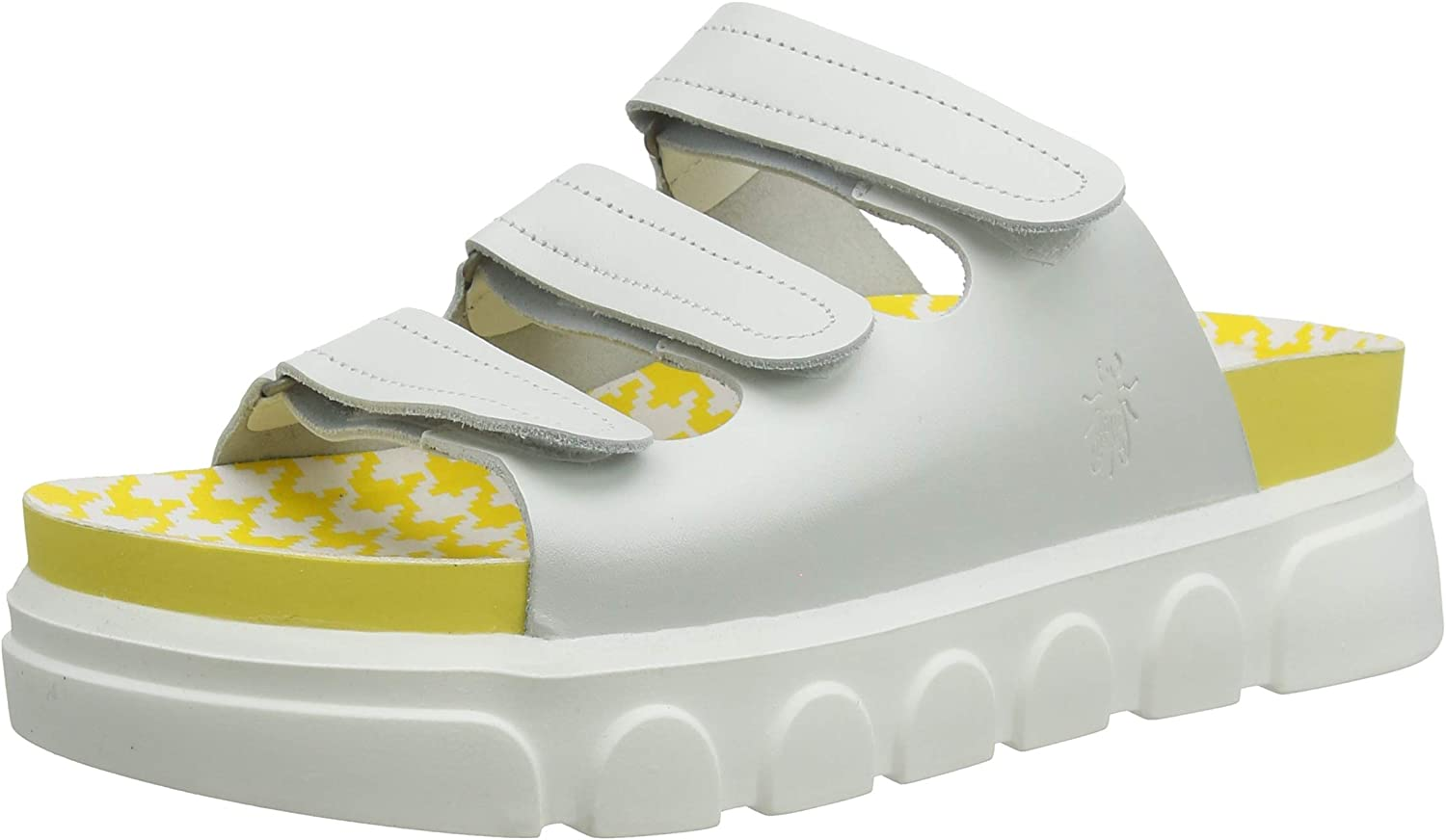 Mules Mujer Fly London Cufe628fly
