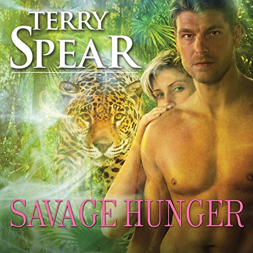 Savage Hunger audiobook cover art