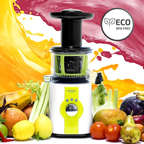 cecotec Juicer for Fruits and Vegetables in Cold Pressed, Juice...