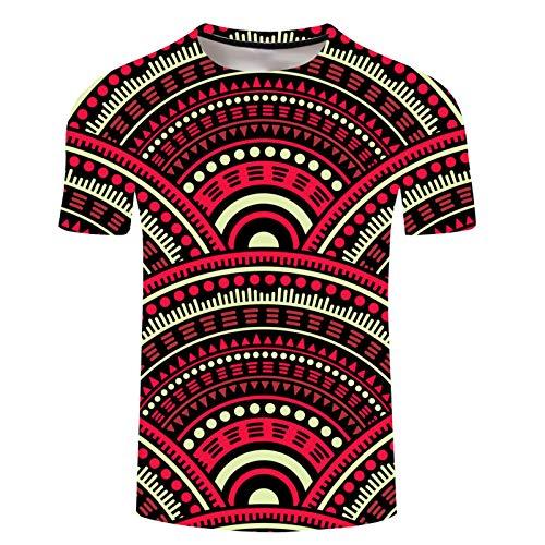 SSBZYES Camiseta para Hombre Camiseta De Verano De Manga Corta para Hombre Camiseta De Cuello Redondo para Hombre Camiseta Estampada Camiseta De Gran Tamaño De Moda para Hombre Camiseta De Pareja