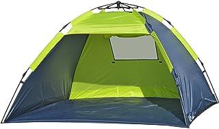 EXPLORER Tente de Plage Coquillage/Pare-Vue/Protection UV 80+..