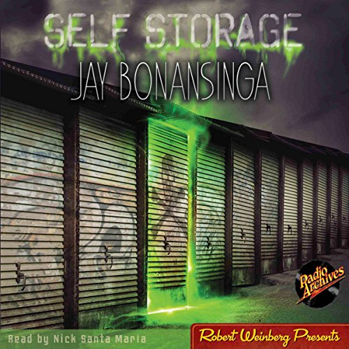 Self Storage audiobook cover art