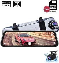 WYJP Mirror Dash Cam 9.35
