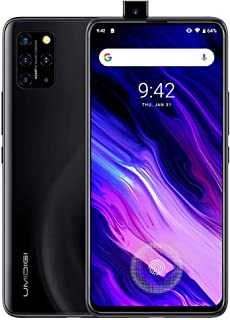 Mobile Phone S5 Pro, 48MP Camera, 6GB+256GB, Quad Back Cameras + Pop-up Front Camera, 4680mAh Battery, Face ID & Screen Fi...