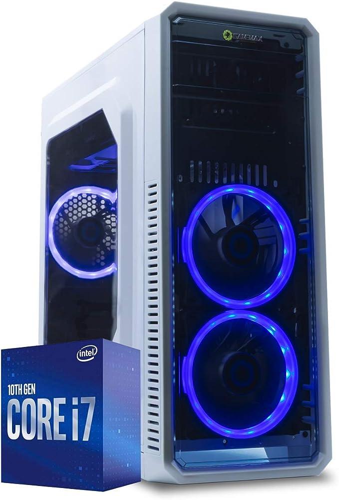 Mak office u - pc fisso intel i7 8 core 5 10ghz turbo ssd m.2 500 gb nvme ram 16gb ddr4 G561