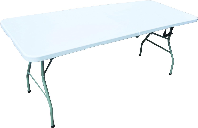 (Folding Table) - Redwood Leisure 1.80m Heavy Duty Folding Table