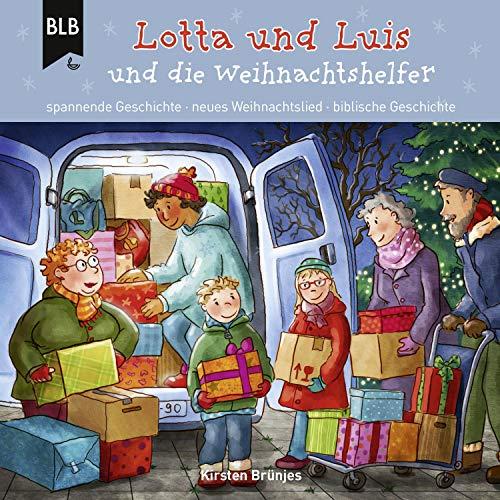 Lotta und Luis und die Weihnachtshelfer cover art