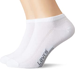 Levi's Men's 168sf Low Cut 2p Calf Socks