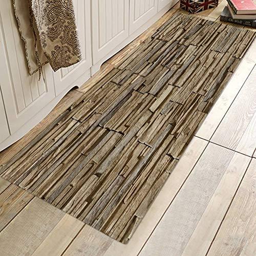 3D Digitaldruck Badematten und Teppiche, Konkave Steinwand Teppich Eintrag Teppiche Läufer Flanell Rutschfeste Schlafzimmer Küche Wohnzimmer Dekor Teppiche