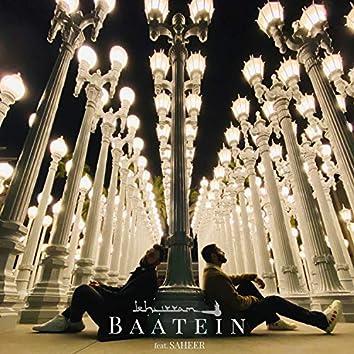 Baatein (feat. Saheer)