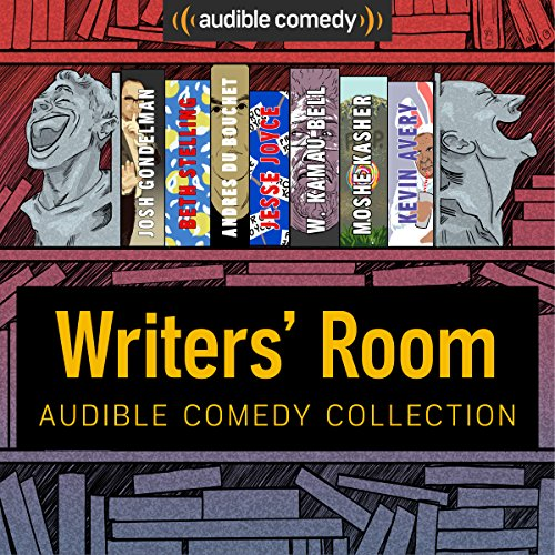 Audible Comedy Collection: Writers' Room audiobook cover art