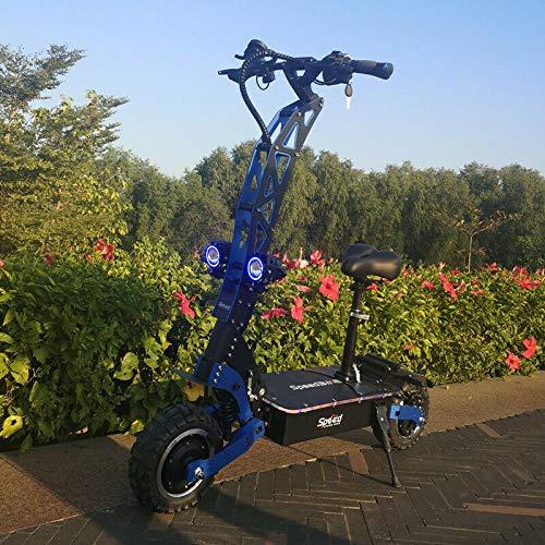 FLJ 7000w/48v Two Wheel 11in. Folding Off Road...