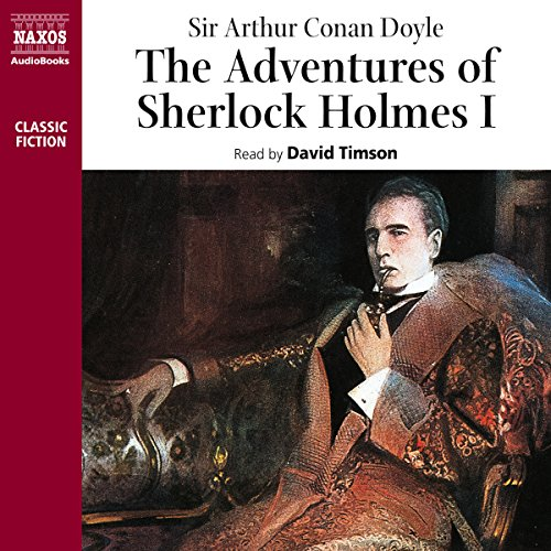 The Adventures of Sherlock Holmes, Book I audiobook cover art