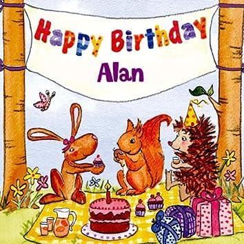 Happy Birthday Alan