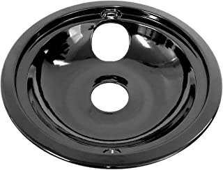 ClimaTek Stove 8 Chrome Drip Bowl Pan fits Amana Kenmore 1065-206 102AM 102A DP234