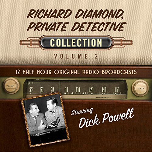 Richard Diamond, Private Detective, Collection 2 audiobook cover art