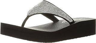 7e827e6e854d Amazon.ca  Skechers - Flip-Flops   Sandals  Shoes   Handbags
