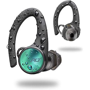 Plantronics BackBeat FIT 3200 Bluetooth Earbuds, True Wireless Sport, Black