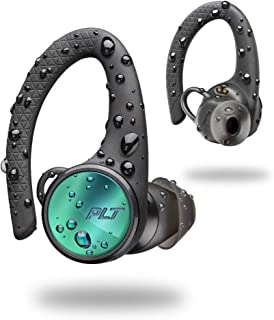 Plantronics BackBeat FIT 3200 True Wireless Stereo Headphone, Black