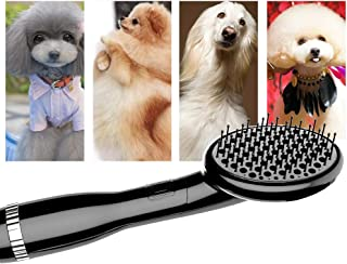 LESCOLTON Pet Grooming Blower Dryer, Anion 2 in 1 Hair Dryer For Pet Dogs Cats Personal 1000W Low Noise Pet Styling Tool