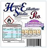 Heyers Etiketten-Studio Pro -