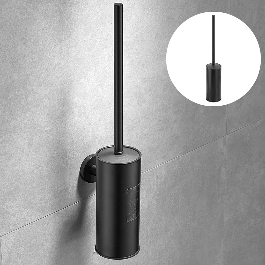 Stainless Steel Toilet Tampa Mall Max 61% OFF Brush and Cleaning Holder Br Mounted Wall