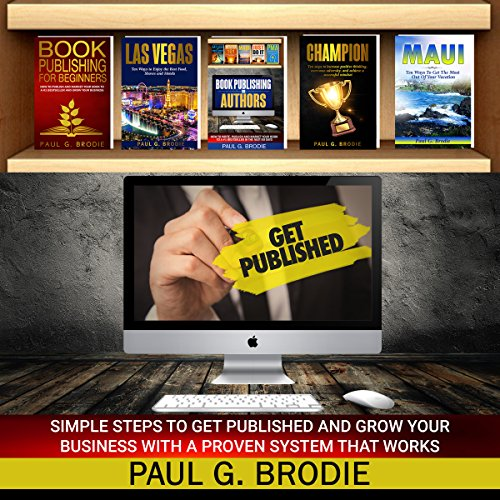 Get Published audiobook cover art