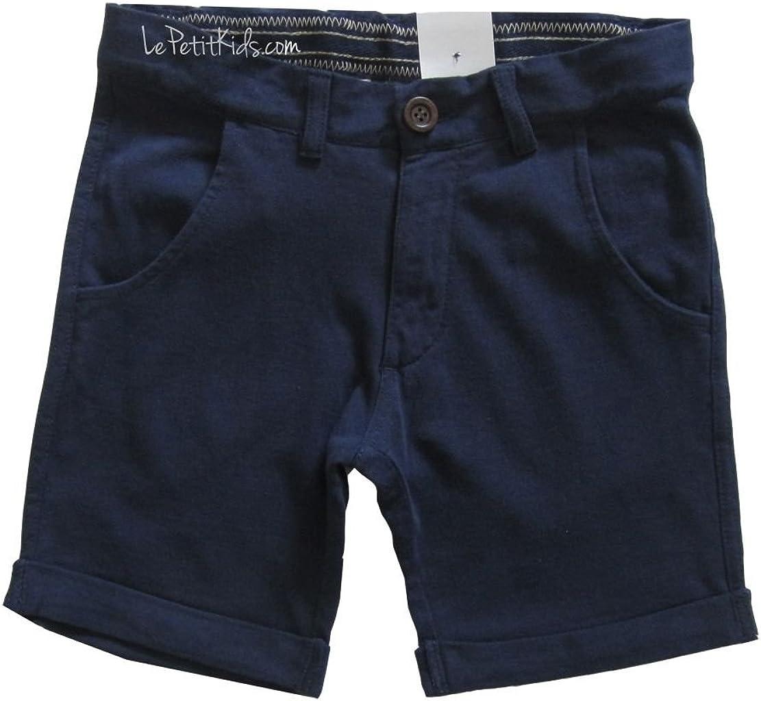 I DO Navy Jersey Shorts