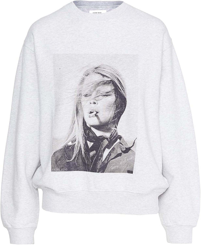 ANINE BING Women's Ramona Sweatshirt x Terry O'Niell