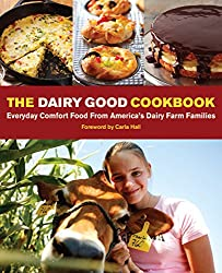 Get More Dairy in Your Diet with the Dairy good cookbook by Lisa Kingsley