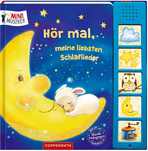 Hör mal, meine liebsten Schlaflieder: (Soundbuch) (Mini-Musiker)