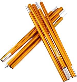 Poste extensible Extension Pole 7/´6/¨ ACT-EG7-B Ajustable con una palomilla atornillable cenadores y tiendas de campa/ña. Acero galvanizado largo de 1.3m extensible hasta 2.4m Para apoyar toldos