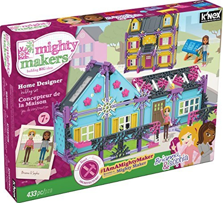 mas barato K'NEX Mighty Makers Sweet Home Home Home Building Set by K'Nex  nueva gama alta exclusiva