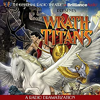 Wrath of the Titans cover art