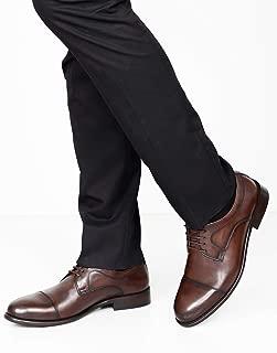 Gön Hakiki Deri Erkek Ayakkabı 36085 KAHVE ANTİK