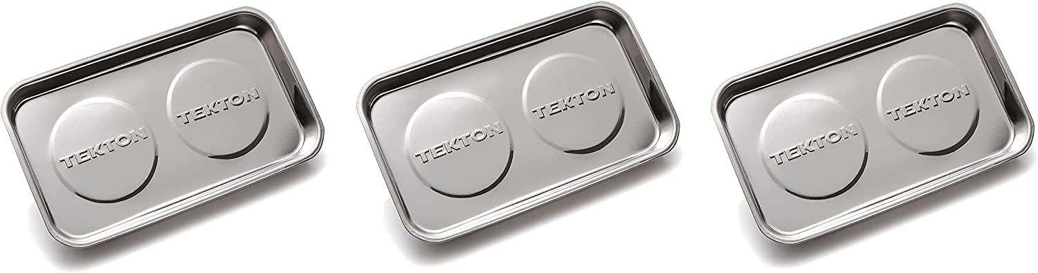 TEKTON 1903 Rectangle Magnetic Tray Limited price New Shipping Free Shipping sale Pack 3 Parts