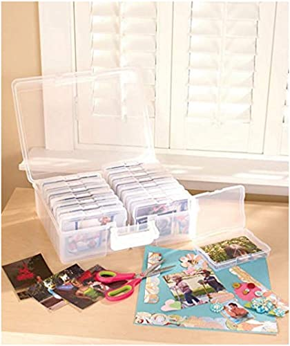 wholesale Scrapbooking 1,600 new arrival Photo Organizer Case - 16 2021 Inner Cases - Snap Closures outlet sale